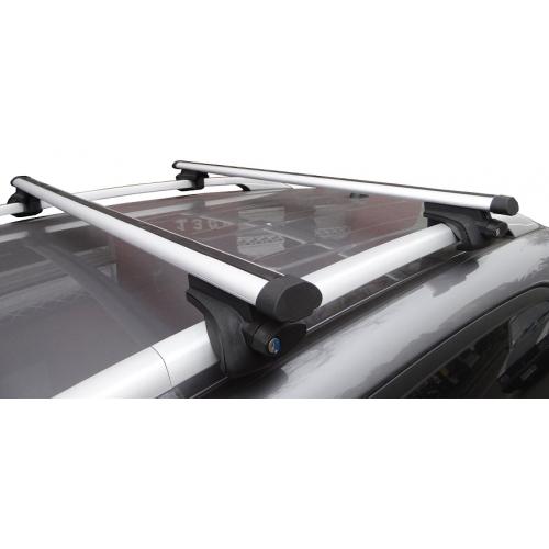 Barras portaequipaje de aluminio - Barras de aluminio huecas ...
